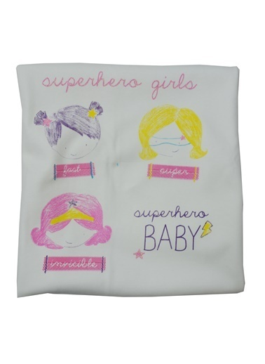 Baby Corner Battaniye Ekru